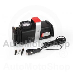 12V 220V 10bar 150PSI 3m 40cm Auto Moto Mājas gaisa kompresors elektriskais pumpis