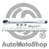 Dinamometriskā atslēga 40-210 Nm 17/19/21 mm