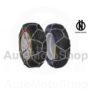 N100 Auto riteņu pretslīdēšanas sniega ķēdes 12MM Nr.: N100 somā
