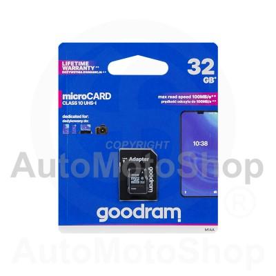 Micro SDHC karte 32GB CL10 SDXC