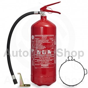 Portable Fire Extinguisher powder 43A233BC 6kg ANAF