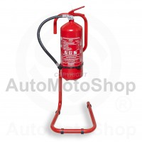 Fire extinguisher stand. Portable.