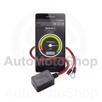 Akumulatora Uzraugs. Battery-Guard 6V 12V 24V Bluetooth®. CS (Vācija) CS100141