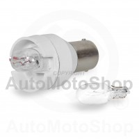Reverse bulb with audio signal 24V 42379