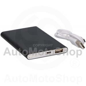 Powerbank 4000mAh black. Dunlop
