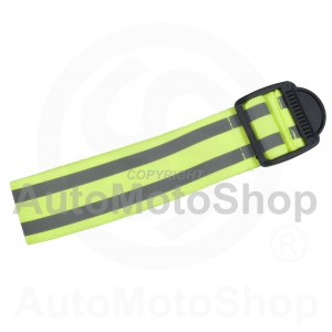 Reflective Flexible Safety Bracelet. Dunlop