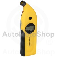 Digital Tire Pressure Meter with LED. Dunlop