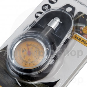Tire Pressure Measurer. Dunlop
