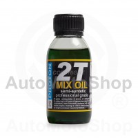 2T Taktu Oil 100ml with Dosator green