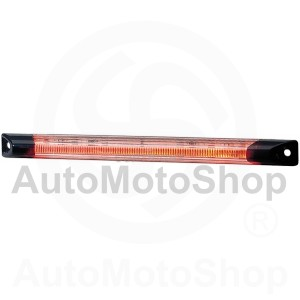 Marker Light, LED, 24 V lateral mounting | Original Equipment HELLA: 2XS 008 078-007