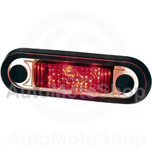 Marker Light | Original Equipment HELLA: 2XA 959 790-407