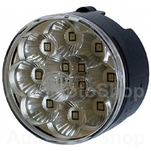 Indicator, LED 12V (12XLED) 2BA 009 001-411 | Original Equipment HELLA