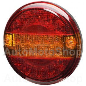 Combination Rearlight | Original Equipment HELLA: 2SD 357 026-001