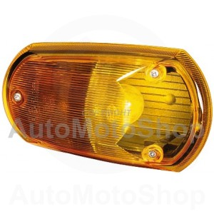 Auxiliary Indicator, P21W lateral mounting | Original Equipment HELLA: 2BM 008 355-007