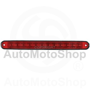 Auxiliary Stop Light, led 24 V, red | Original Equipment HELLA: 2DA 959 071-737