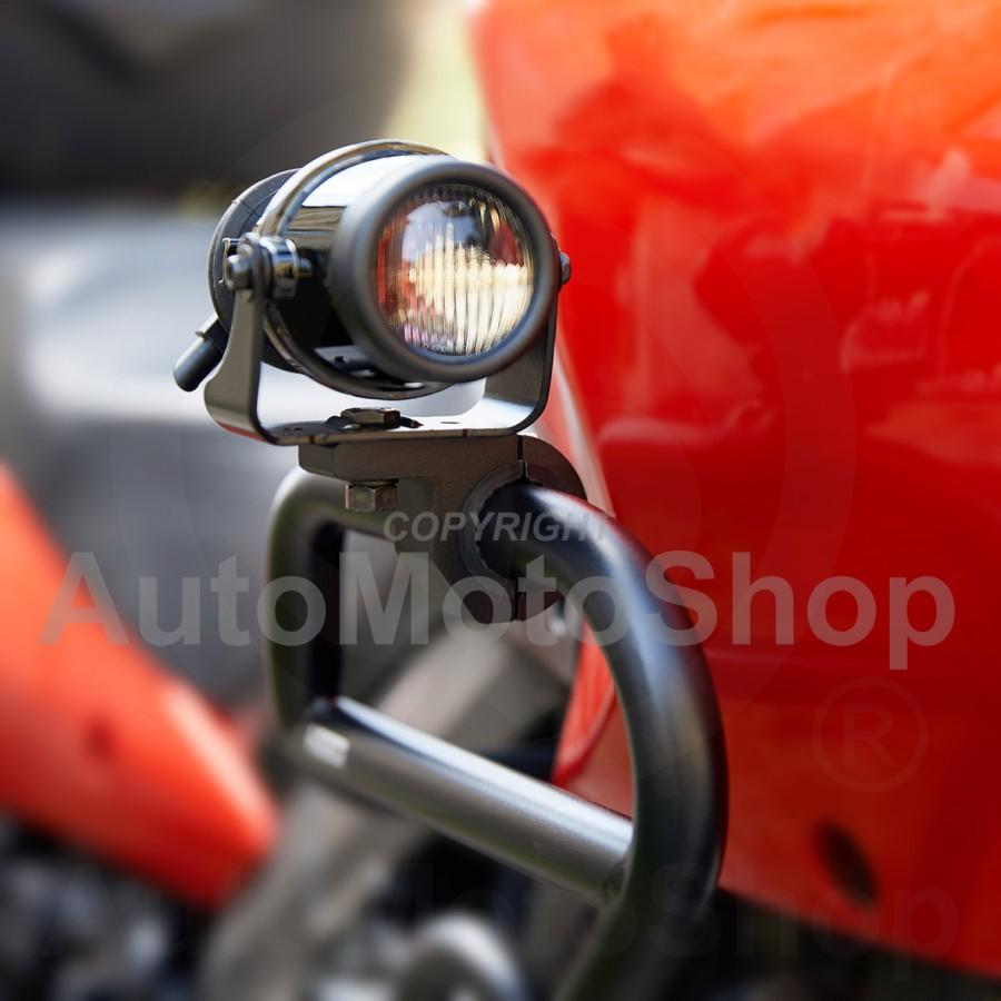 Fog Lights Hella Micro DE (full montage kit)Suitable for Car- Hella-Hella  Lights Micro DE (kit) 1NL 008 090-821 fog lights