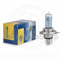 Car Bulb Hella (Germany) 12V H4 60/55W BlueLight