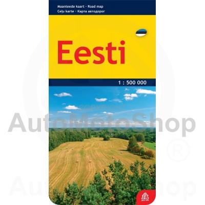 Karte Eesti 1 : 500 000