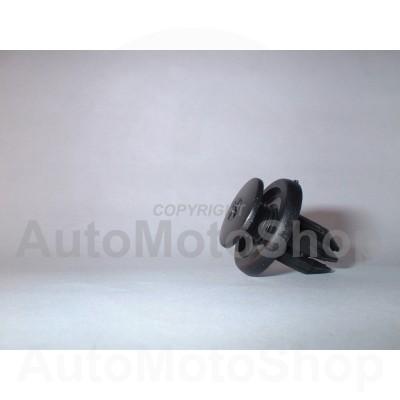 1gab Auto apšuvuma stiprinājums spiedpoga AS392