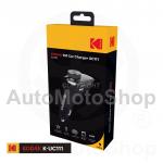 Auto Radio FM Bluetooth MIC 2x USB Micro SD AUX Audio Modulators Transmiter. Kodak UC111
