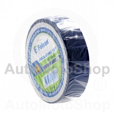 Izolācijas lente 15mm X 10m zila