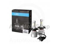 LED 12V H4 H/L SUPERWHITE 6500K CANBUS KOMPLEKTS Auto Spuldze LSC4
