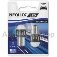 LED P21W 6000K SUPERWHITE 1.2W LEDriving® 2gab auto spuldze 12V OSRAM NEOLUX