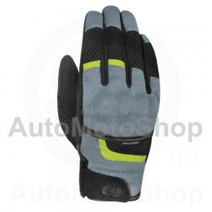 Brisbane Air MS Short Summer Glove Charcoal/ Black S