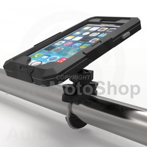 Moto tālruņa turētājs Dryphone Pro iPhone 6/7 Oxford OX197