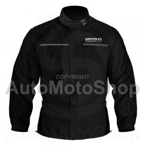 Moto lietus jaka 2XL melna Oxford RM1002XL