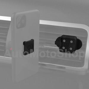 Telefona turētājs auto ventilācijas restē CLIQR Oxford OX857