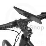 Telefona turētājs velosipēdam CLIQR stūres skava universāla mobīlajai ierīcei Oxford OX840