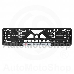 Vehicle Plate Frame AutoMotoShop