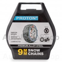 Car Wheel Anti-Slip Snow Chain CN 9MM No: N120