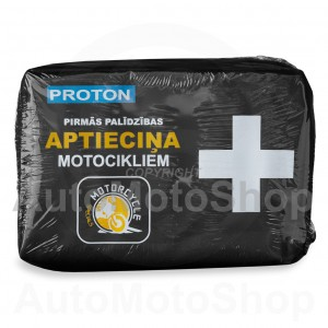 First Aid Kit for Motorcycles 15x10x5cm