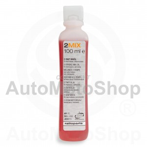 2-stroke Oil 100ml Semi-Syntetic. Ratioparts (Germany)