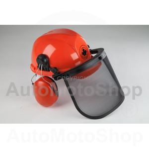 Helmet, Ear and Face Protector EN 89/686/CEE XerveX 710-203S