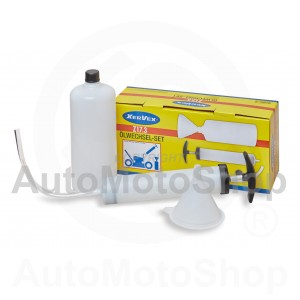 Oil change kit for lawnmowers XerveX 710-360