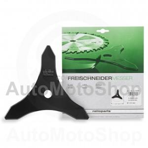 Krūmgrieža Ripa iepakojumā 3T/255/20.0mm. Ratioparts (Vācija)