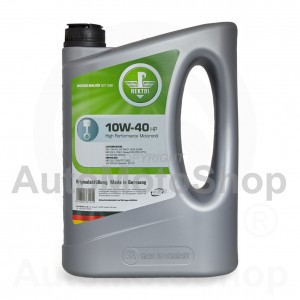 5L 10W40HP HighPerformance Engine Oil Semi-Syntetic Rektol (Germany) 1331041