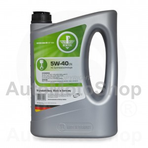 5L 5W40 SN Engine Oil Full-Syntetic Rektol (Germany) 1060550