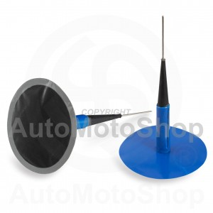 Tire repair mushroom plug 50mm x 9mm