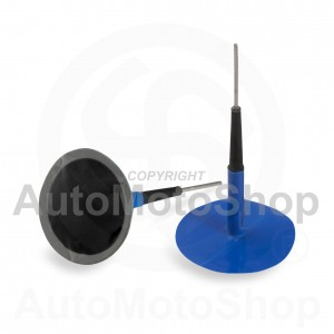 Tire repair mushroom plug 24mm x 5mm