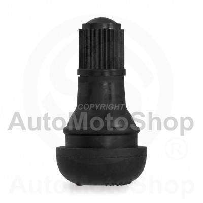 Moto bezkameru riepas ventilis TR412 ETRTO V2.03.6 11.3mm 33x22x15mm 160045M