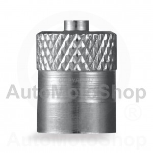 Metal cap for tire valve typ:DT
