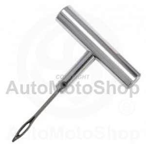 Tire repair needle (metal handle) 1600288