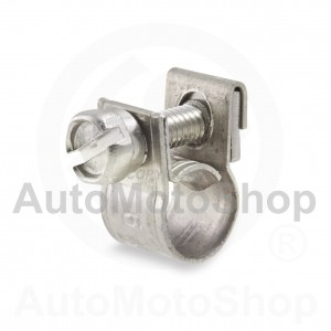 Metal Clamp 07mm / W9mm MINI Stainless Steel Proton, 6-8mm OEM
