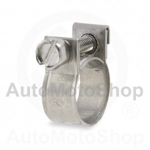 Metal hose Clamp MINI 13mm