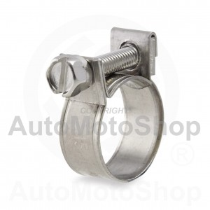 Metal hose Clamp MINI 16mm