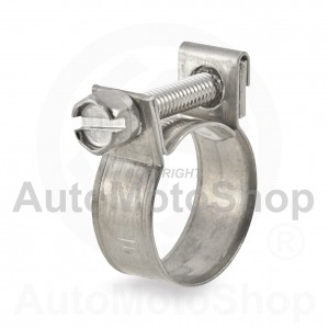 Metal hose Clamp MINI 17mm